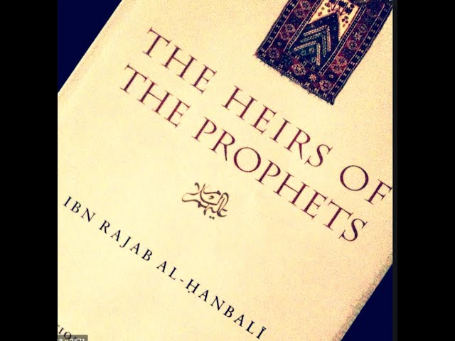 2. Part Two: The Heirs of the Prophets