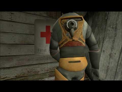 Half-life 2 - The Closure : Episode Three (Part 10) - Walkthrough