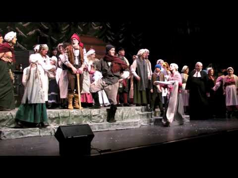 The Christmas Revels at Dartmouth