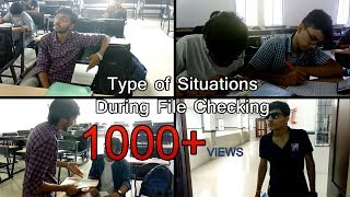 Types Of Situations During File Checking I JSP Media