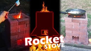 DIY Rocket Stove - On the Cheap