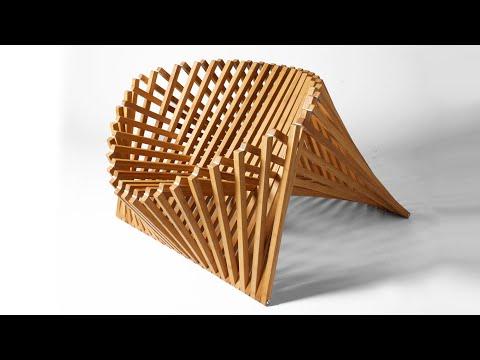 Rising furniture by robert van embricqs doovi for Robert van embricqs chair