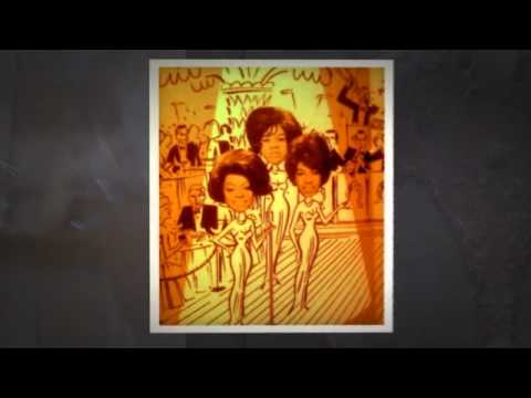 THE SUPREMES enjoy yourself it's later than you think