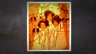 THE SUPREMES enjoy yourself it