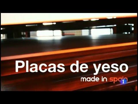 03-Fabricando Made in Spain - Placas de Yeso