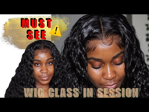 Glueless Wig Install 101 | All Beginners *MUST SEE* | NO SPRAY NEEDED!! | Ft Celie Hair