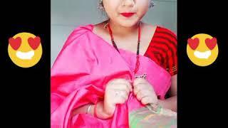 Cute Assamese girls and boys acting on TikTok #axomtokers ????????????