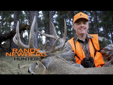 Hunting Whitetail Deer in Montana with Randy Newberg and Friends (OYOA S2 E4)