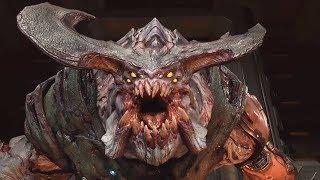 Doom 4 - БИТВА С КИБЕРДЕМОНОМ #7