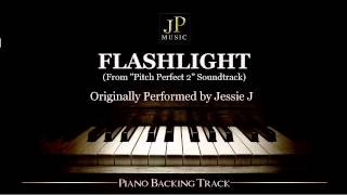"Video Flashlight (From ""Pitch Perfect 2"") by Jessie J - Piano Accompaniment download MP3, 3GP, MP4, WEBM, AVI, FLV Juli 2018"