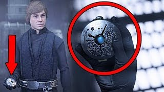 How Luke Skywalker Found The FIRST Jedi Temple (CANON) SPOILERS - Star Wars Explained