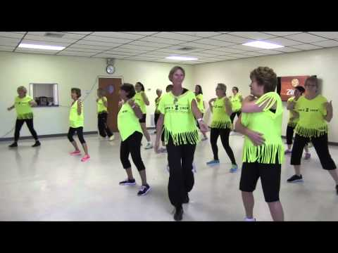 Zumba gold chair part 5 doovi for Chair zumba