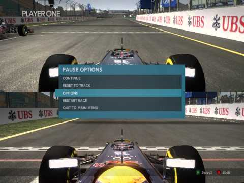 How to fix the save problem bug of F1 2012