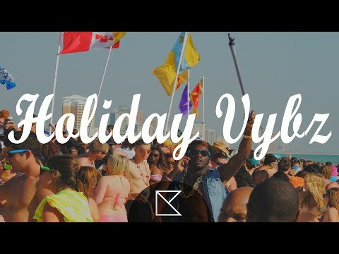 "Dancehall Beat Riddim Instrumental 2017 - ""Holiday Vybz Riddim"" 