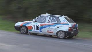 39. SVK Rally Příbram 2018 | 116 | Petr Farník - Ladislav Zuzánek
