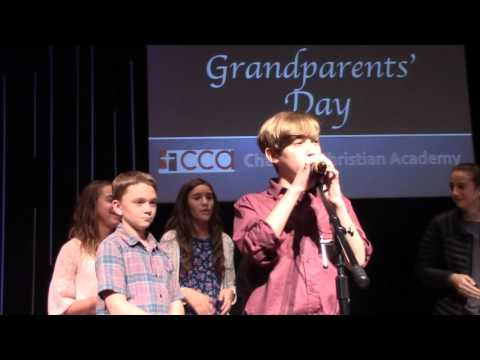 Speak Life  Chandler Christian Academy Middle School Performing Arts Spring 2016