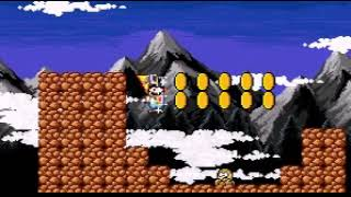 Super Mario Bros 2 Mega Mario X Part 4