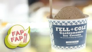 Fell and Cole Gourmet Gastronomic Ice Cream