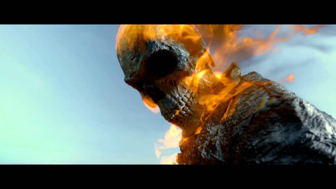 GHOST RIDER: SPIRIT OF VENGEANCE 3D - Roadkill - In Theaters 2/17