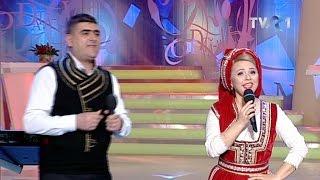 Cornelia Rednic şi formaţia Pindu - Melodie din folclorul aromânesc (@O dată-n viaţă)