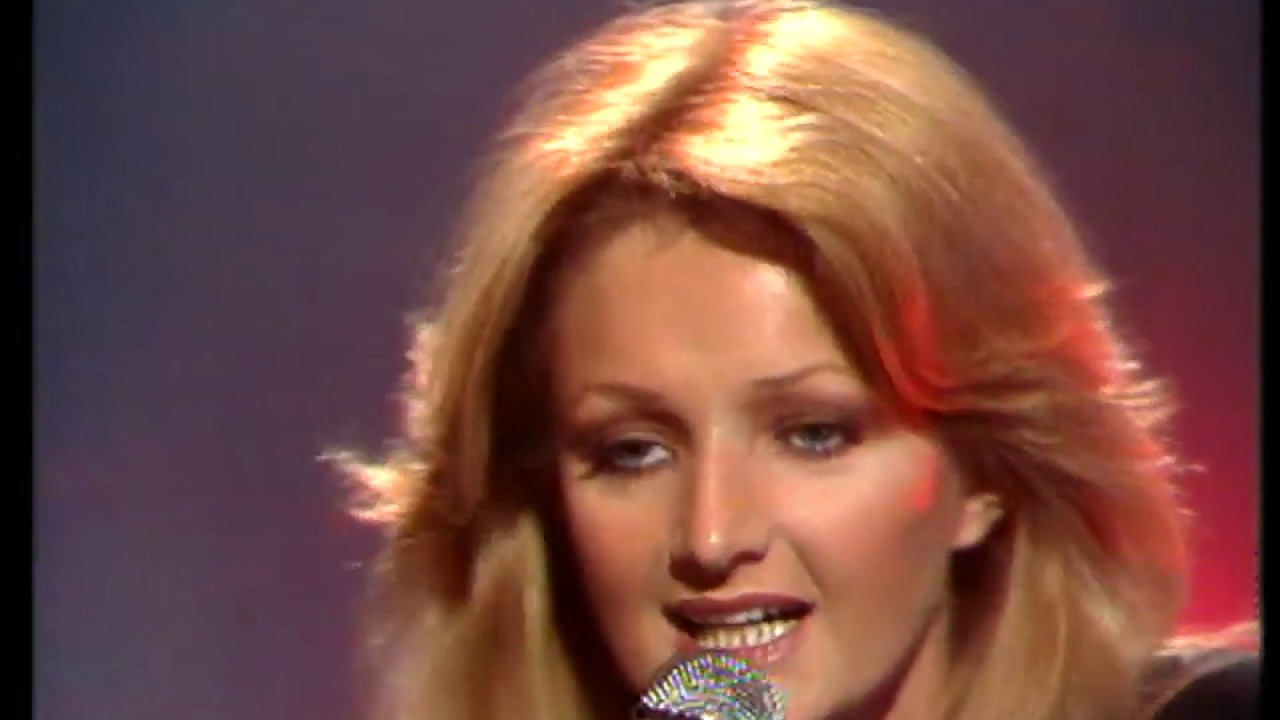 Bonnie Tyler - It's a heartache (1979) - YouTube