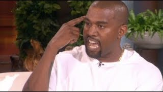 Kanye West CRAZY Moments