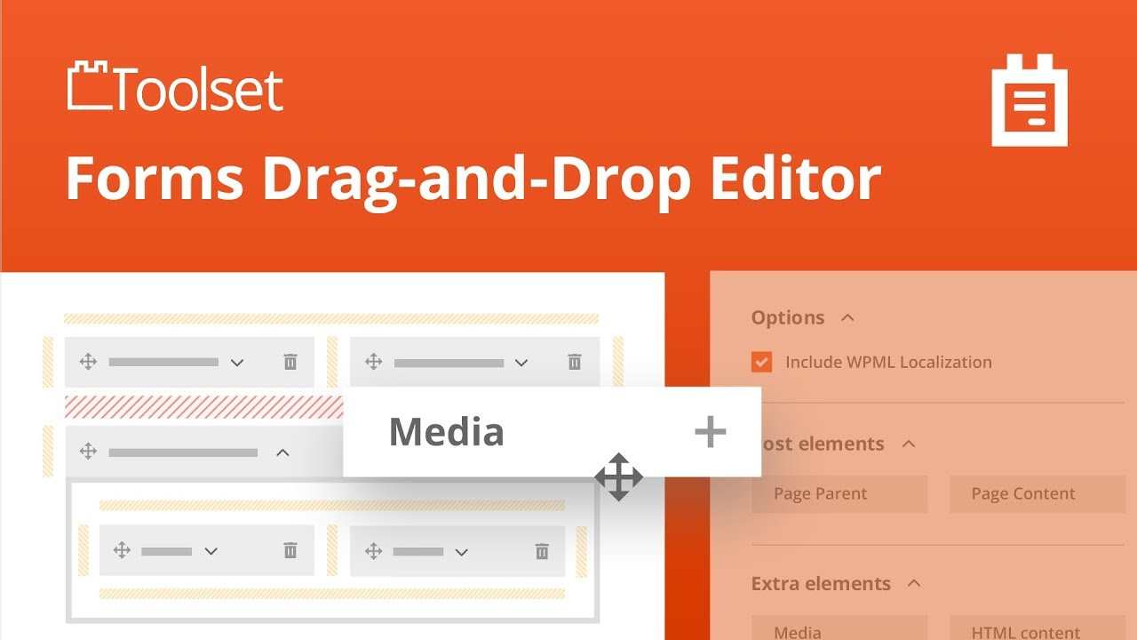 Forms 2 3 and Views 2 7 3 bring drag-and-drop form editor
