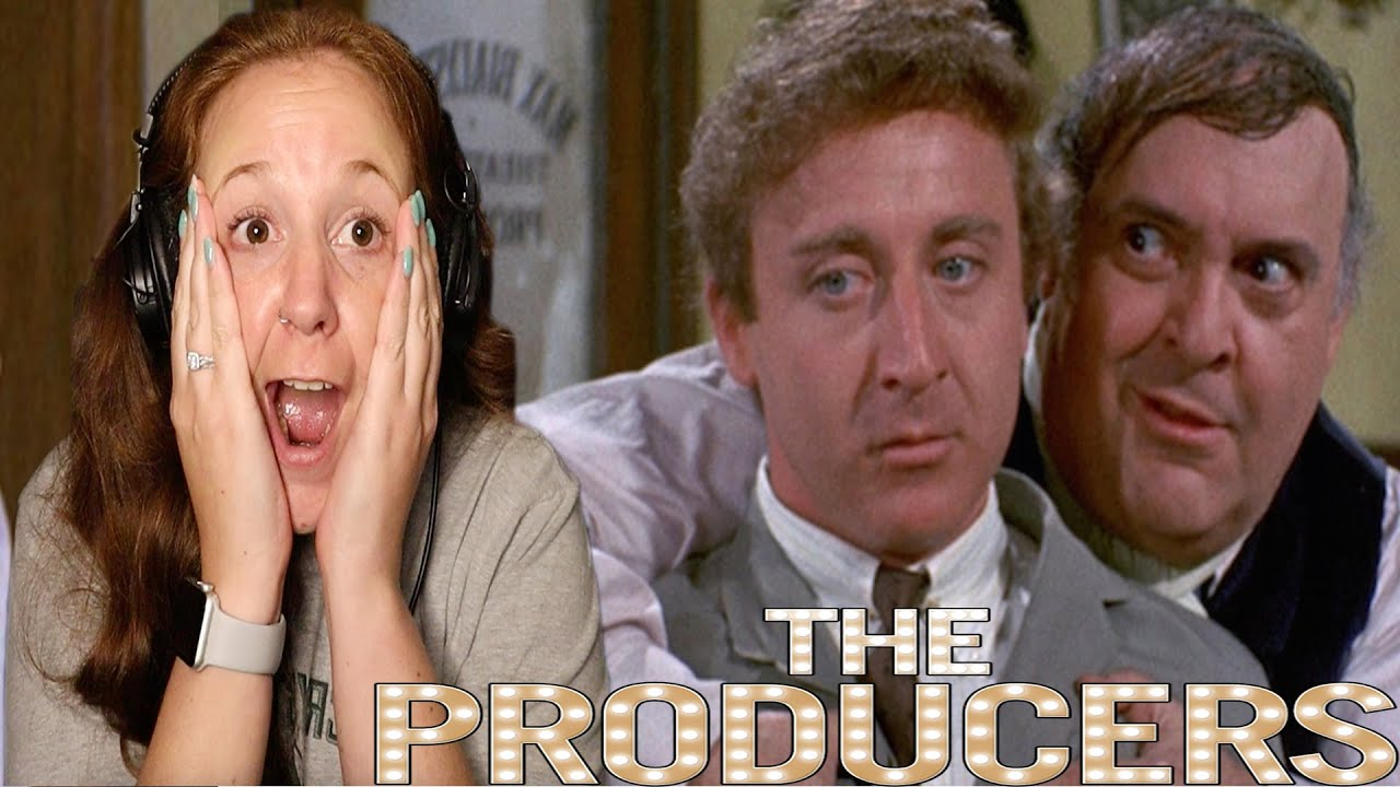 The Producers 1967 * FIRST TIME WATCHING * reaction & commentary