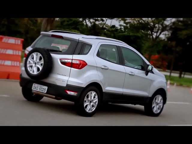 Novo Ford Ecosport Video Watch Now Autoportal Com