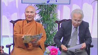 Phỏng Vấn HT Thích Thông Hải và KG Thanh Huy - Lễ Hội Phật Đản Quốc Tế 2556