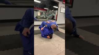 Brazilian Jiu Jitsu- Back Attack