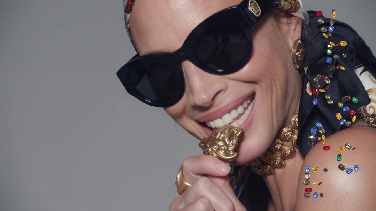 8e8e8a1952 Versace Tribute - Eyewear - YouTube