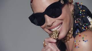 Versace Spring/Summer 2013 | Backstage Campaign
