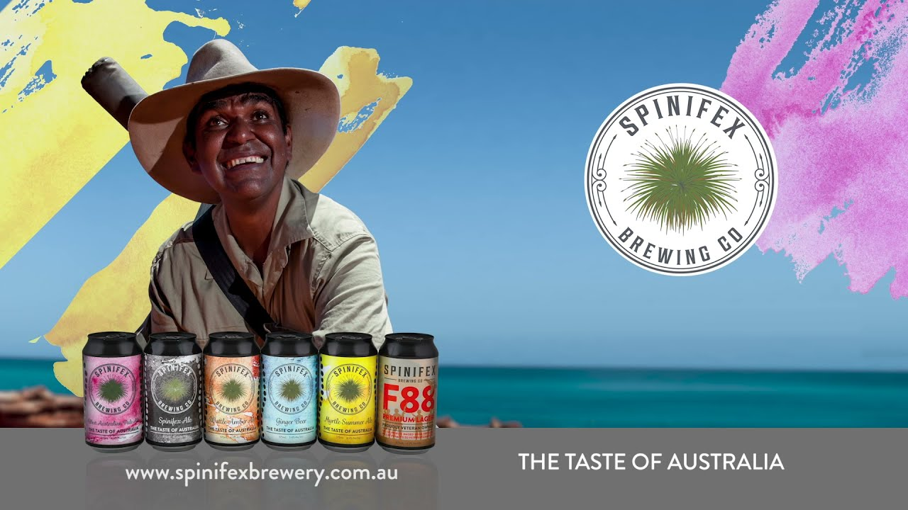 """Join the team to take """"The Taste of Australia"""" to the world - Spinifex - Equity Crowdfund Campaign"""