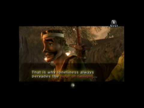 The Legend of Zelda: Twilight Princess Bloopers 2
