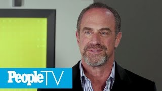 Christopher Meloni On His 'Instant Chemistry' With Mariska Hargitay On Set Of 'SVU' | PeopleTV