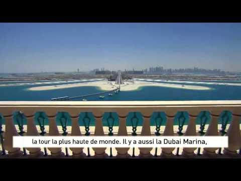 * Aéroports de Lyon : Dubai, une destination raffinée / A refined destination