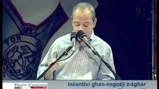 Indipendenza 2011 - Mass Meeting - Il-PM Lawrence Gonzi