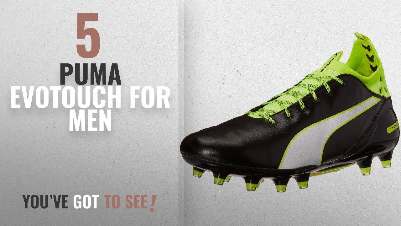 3b48b8986 Top 10 Puma Evotouch [2018 ]: PUMA Men's Evotouch Pro FG Soccer Shoe ...