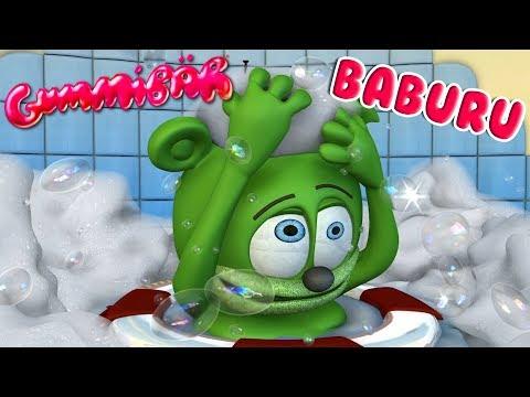 バブル BABURU  BUBBLE UP Japanese Version  Gummibär Gummy Bear Song