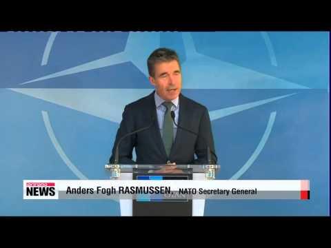 NATO suspends all civilian, military cooperation with Russia