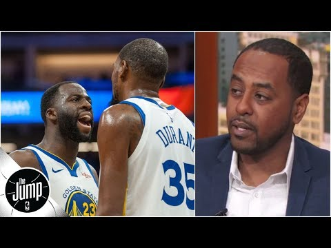 Warriors look like they've abandoned team-first mentality - Amin Elhassan | The Jump
