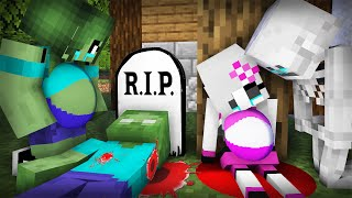 Zombie Sad Life Episode 7 - Minecraft Animation
