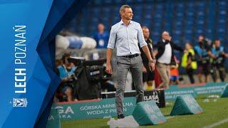 Trener Dariusz Żuraw po meczu z Cracovią
