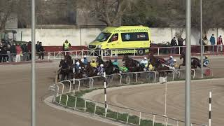 Vidéo de la course PMU PREMI FILET DE TITO (GROUPE A)