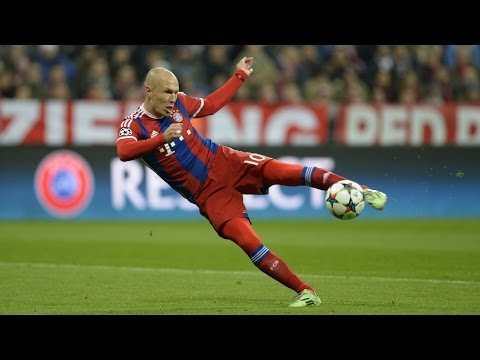 Arjen Robben ● Best Dribbling Skills and Goals & Assists & Speed EVER