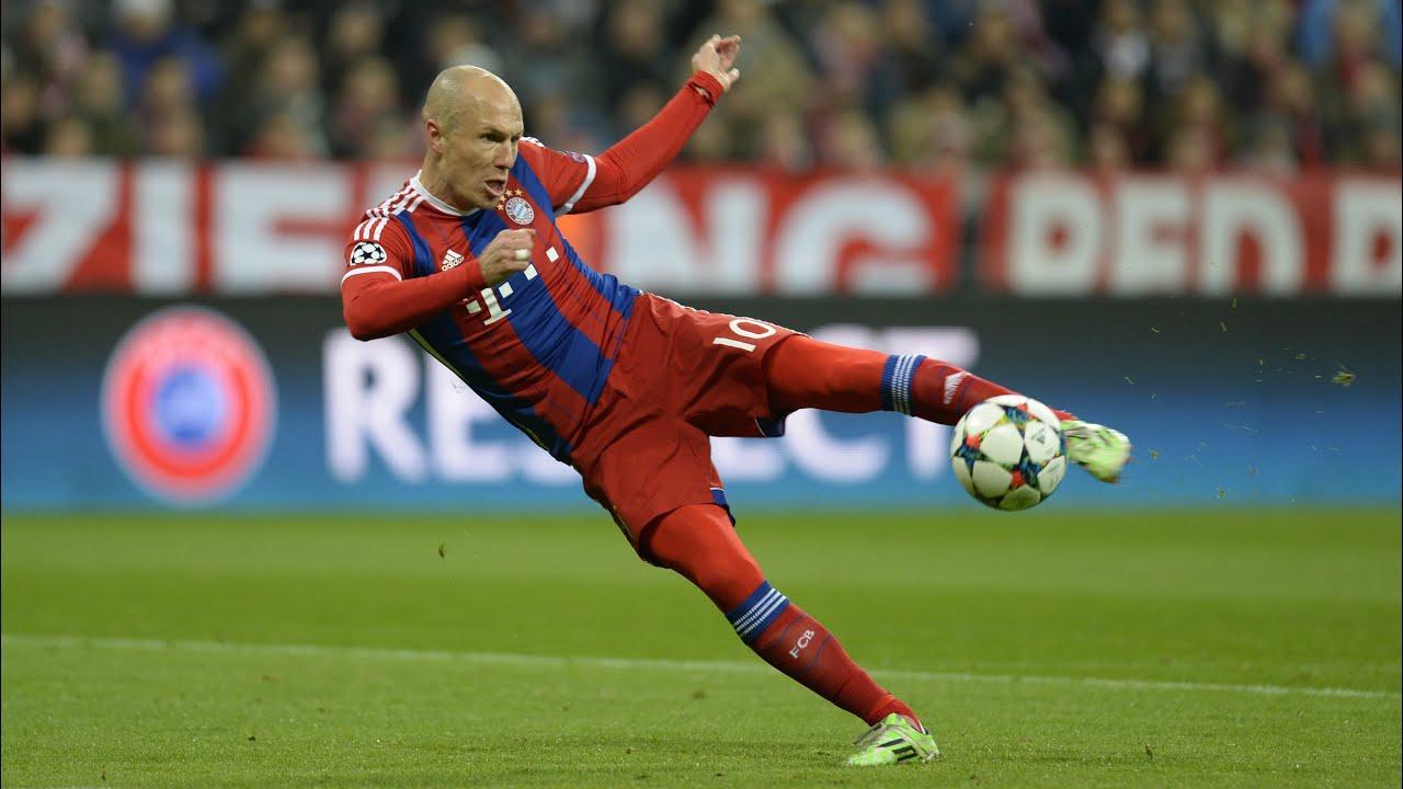 Arjen Robben ○ Best Dribbling Skills and Goals & Assists & Speed