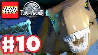 LEGO Jurassic World - Gameplay Walkthrough Part 10 - San Diego! (PC)
