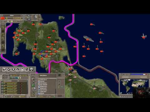 Supreme Ruler Ultimate: China Part 86 (Air Force Re-Deployment)