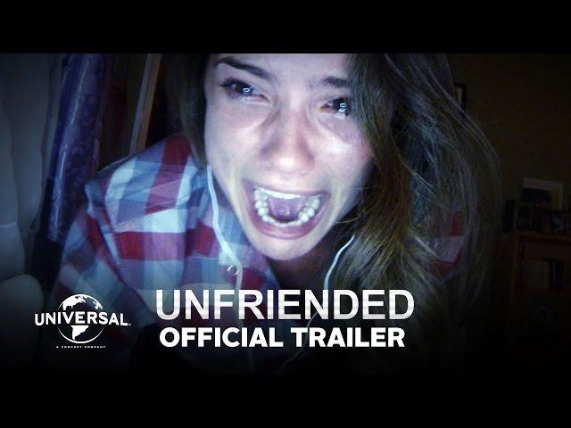 Unfriended 2015 Poster